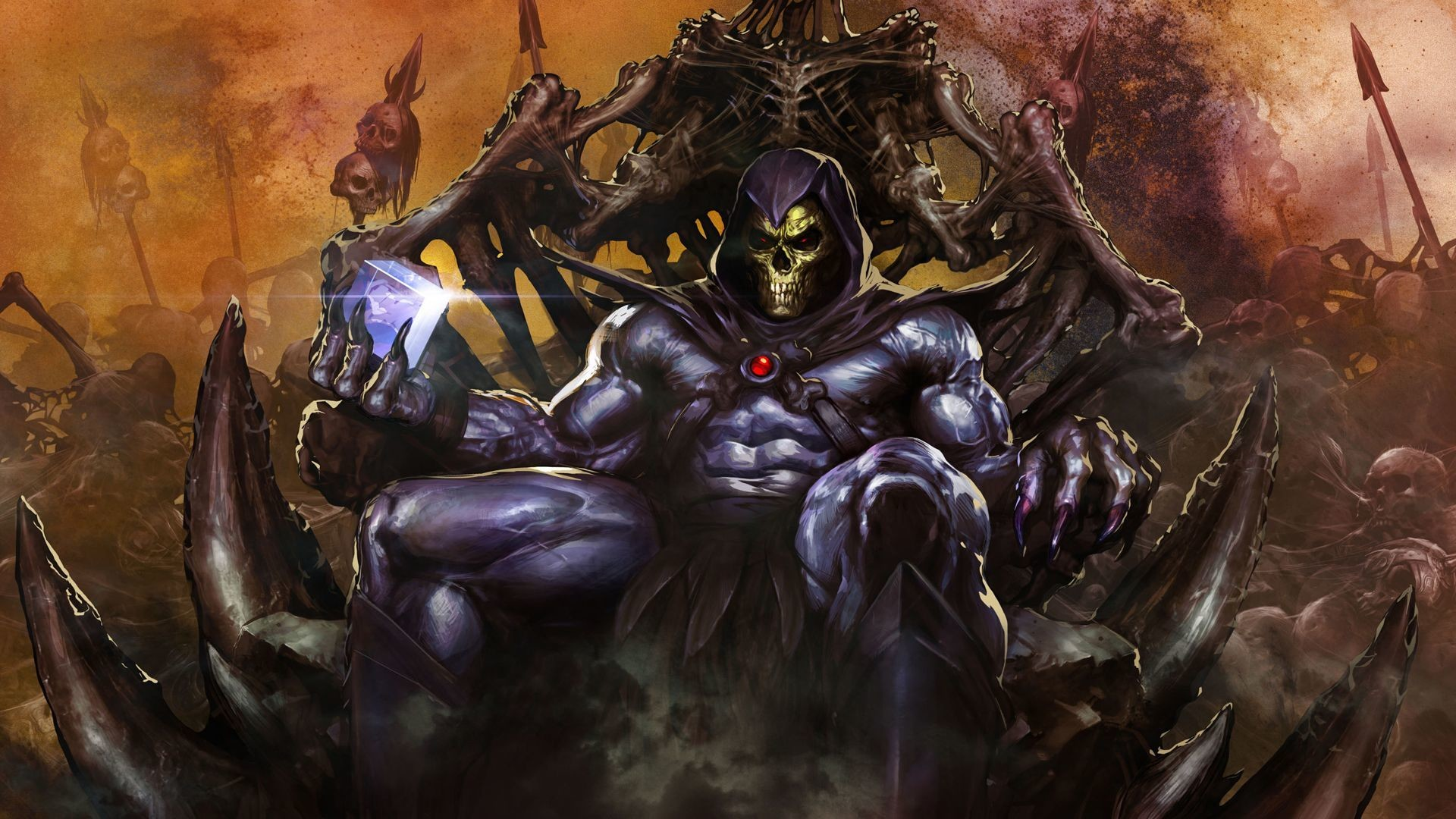 He-Man and the Masters of the Universe HD Wallpaper 1920×1080
