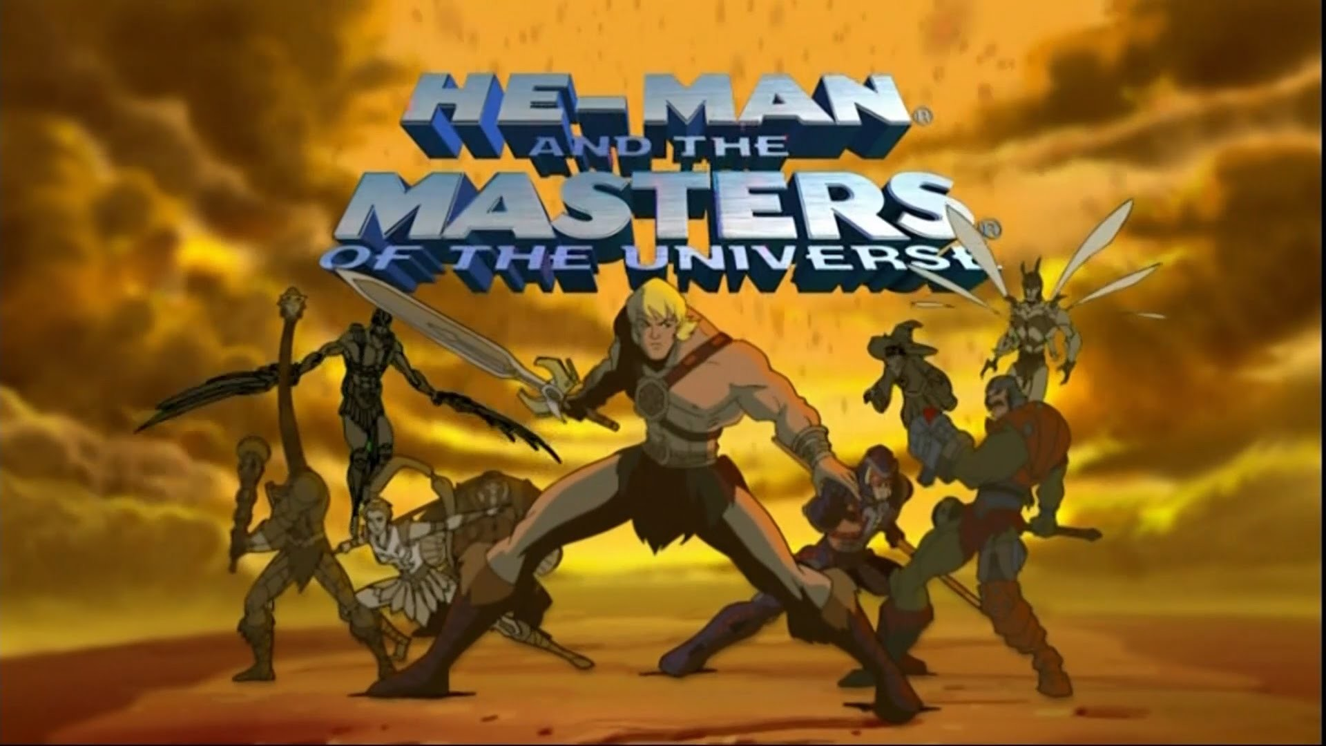 Awesome 80's Cartoon and TV Show Intros He-Man and the Masters of the  Universe, New Adventures. – YouTube
