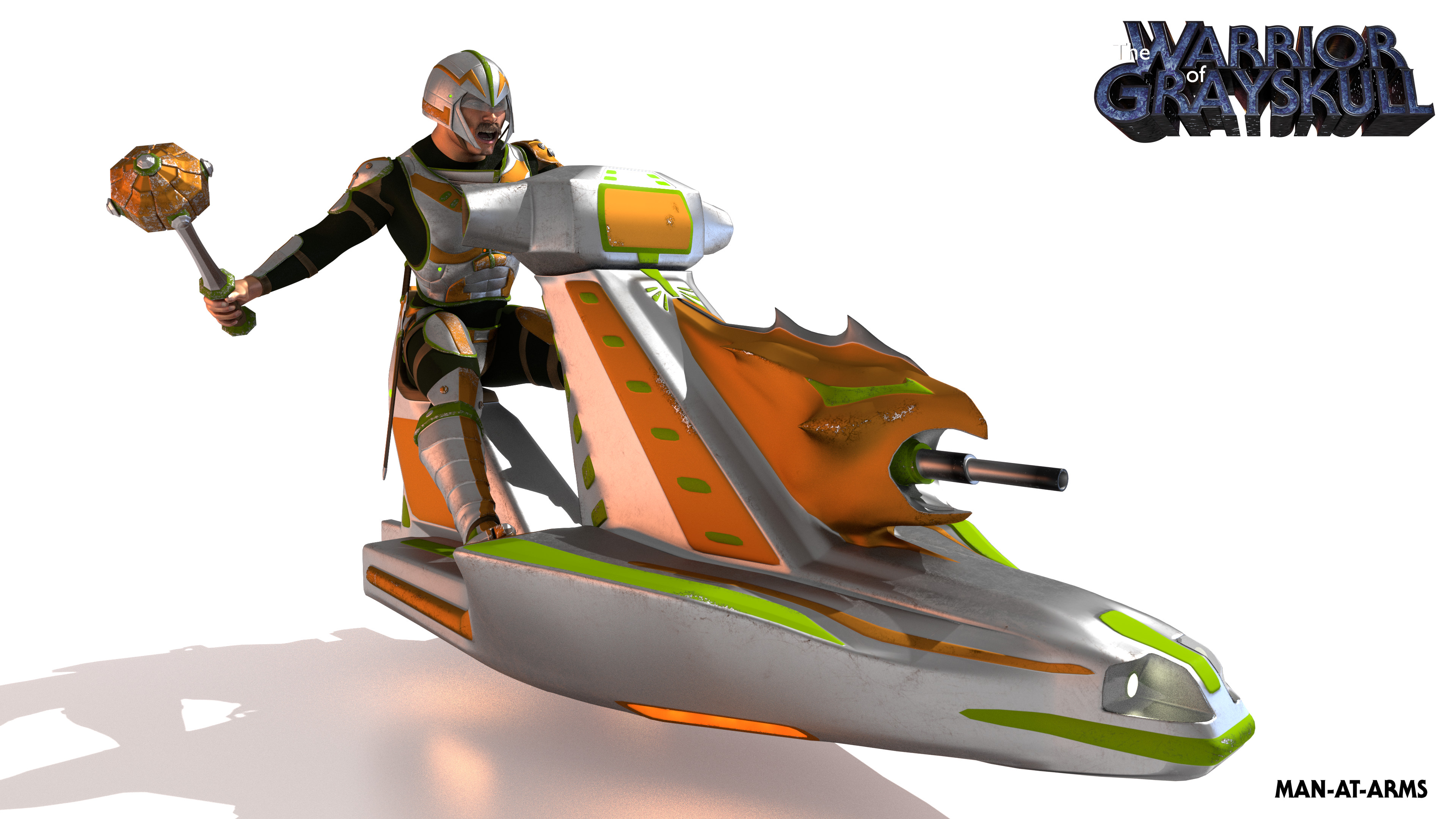 He-Man images Man-At-Arms and the Sky Sled HD wallpaper and background  photos