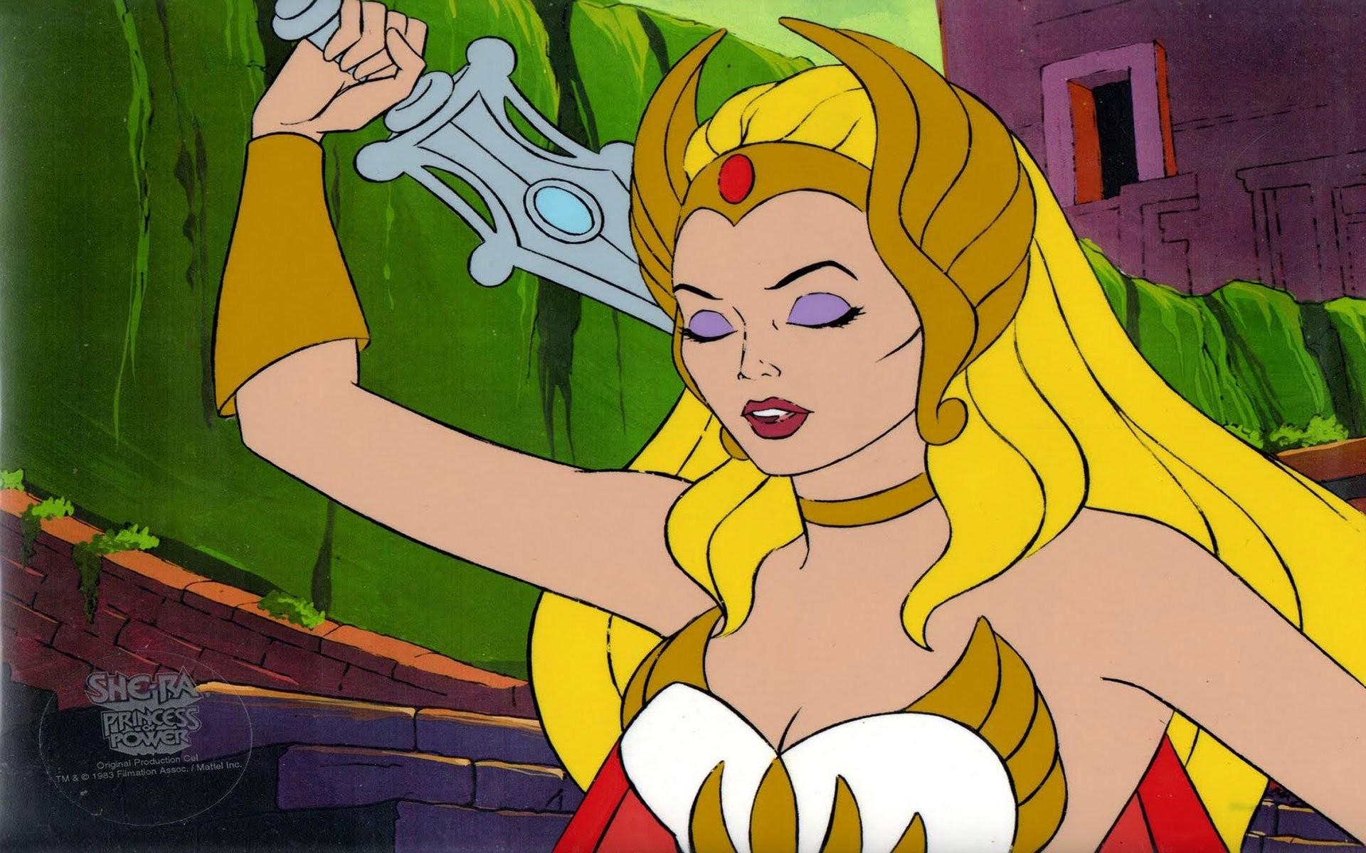 Cartoon – She-Ra: Princess of Power He-Man Wallpaper