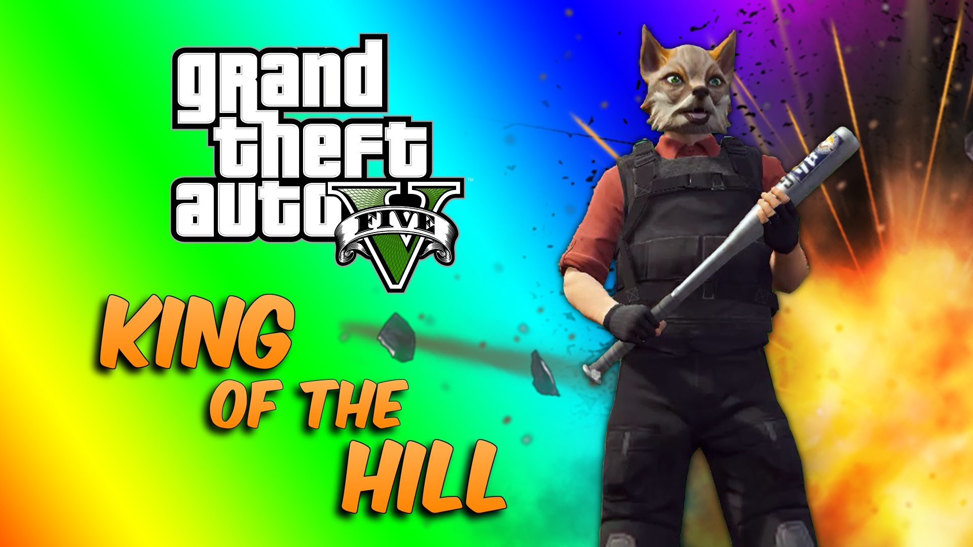 GTA 5 NEW DLC Update 'Freemode Events' Gameplay! – King of the Hill Game  Mode is FUN! (GTAV)