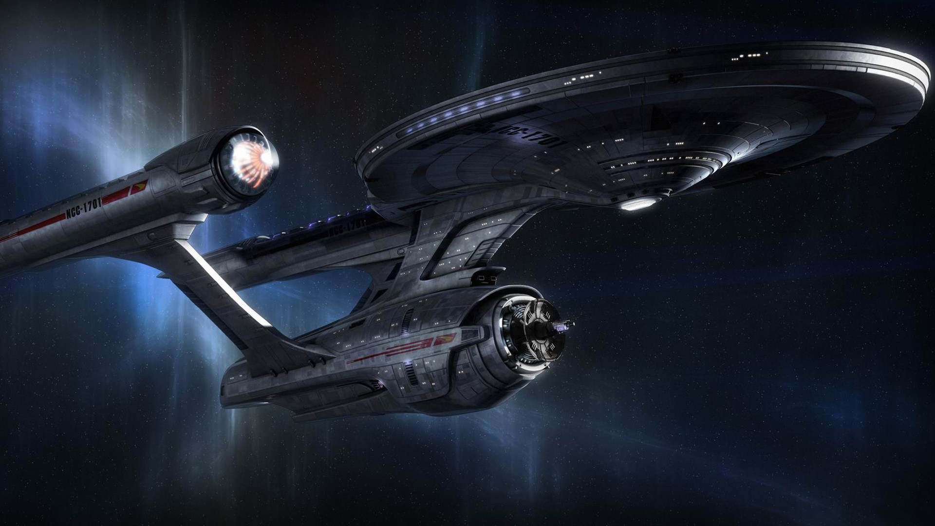 Star Trek Classic NCC 1701 Vehicle