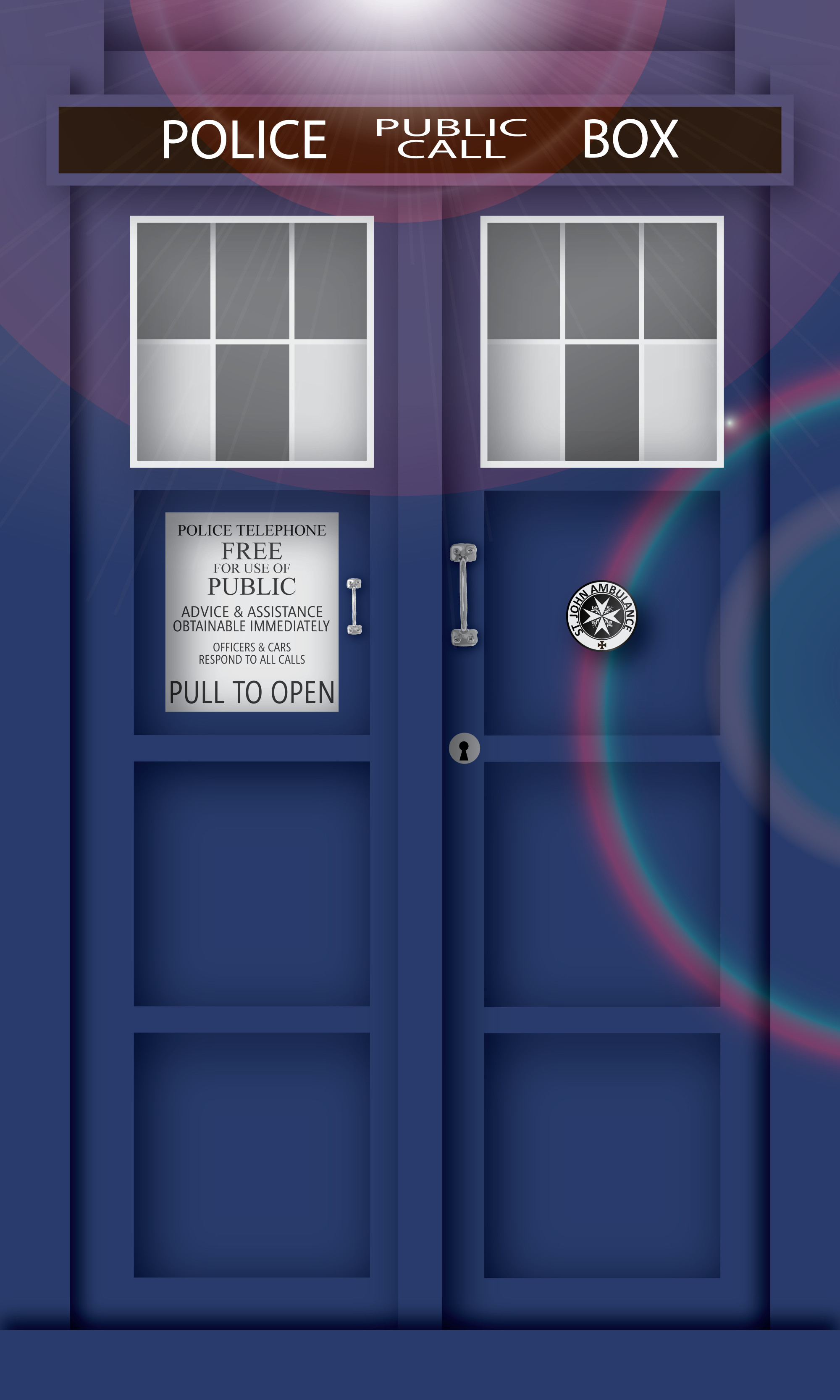 Tardis IPhone 6 – High Quality HD Wallpapers