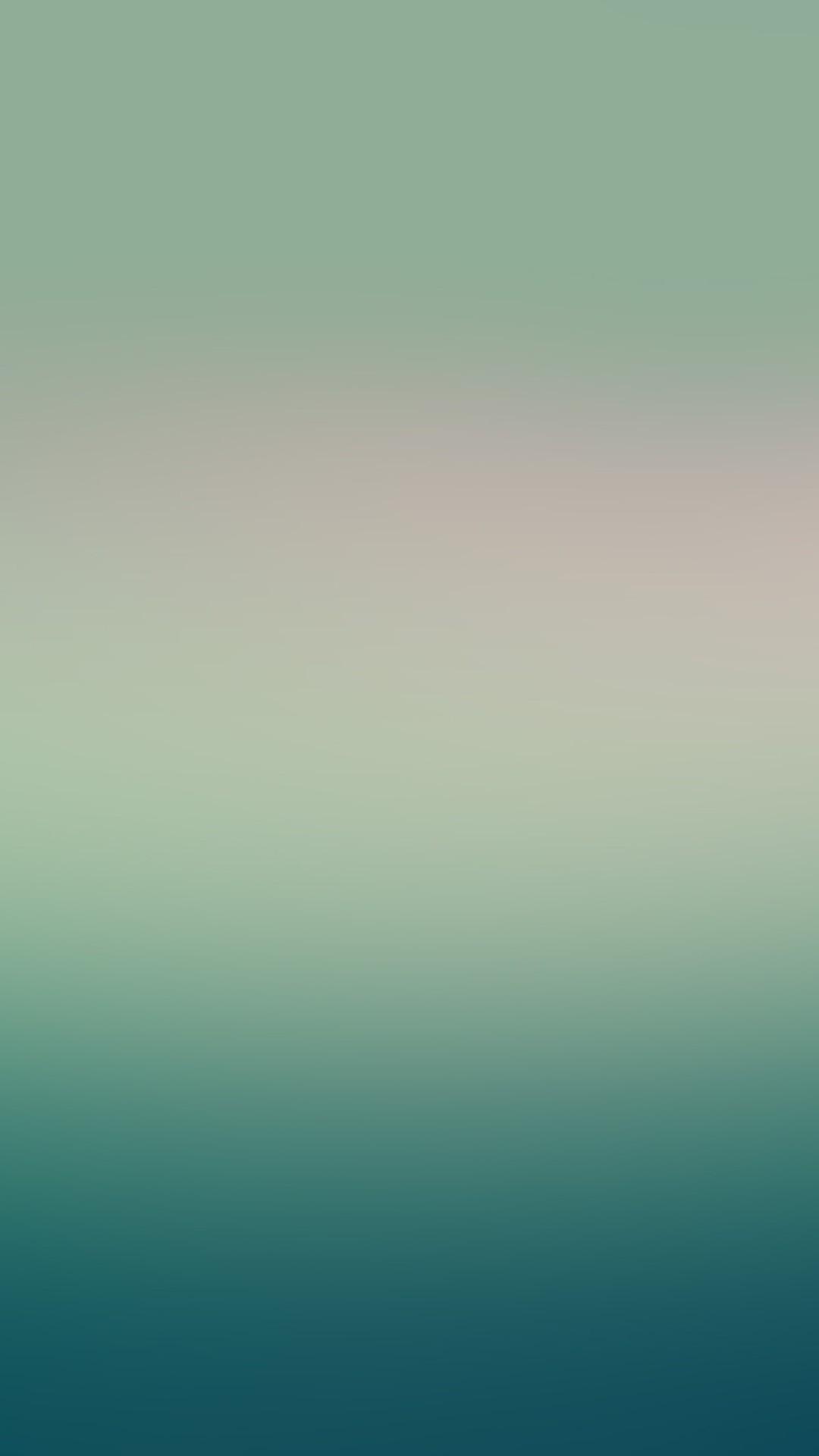 Green Alive Gradation Blur iPhone 6 wallpaper