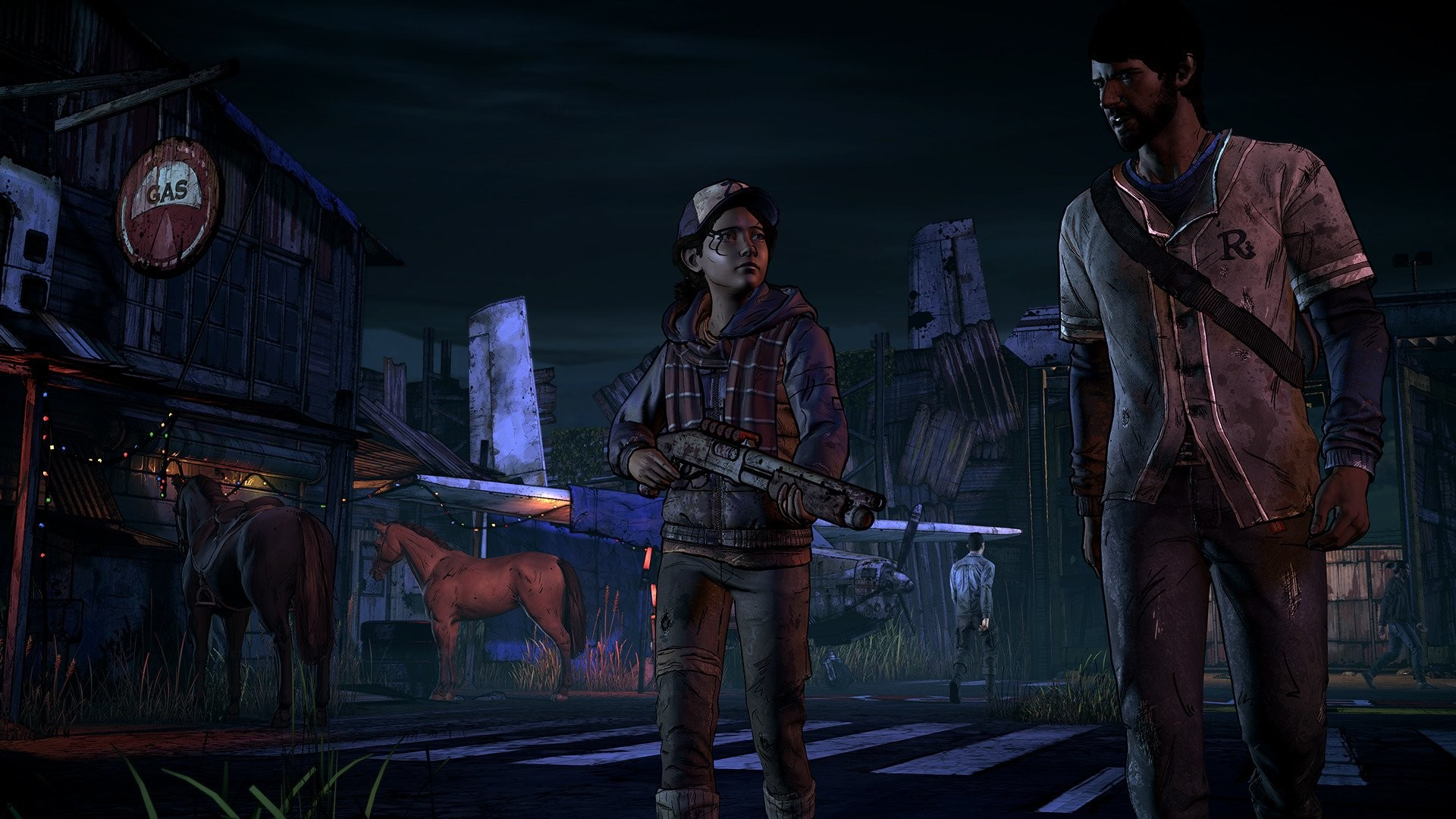 Clementine The Walking Dead: A New Frontier · HD Wallpaper   Background  ID:781538