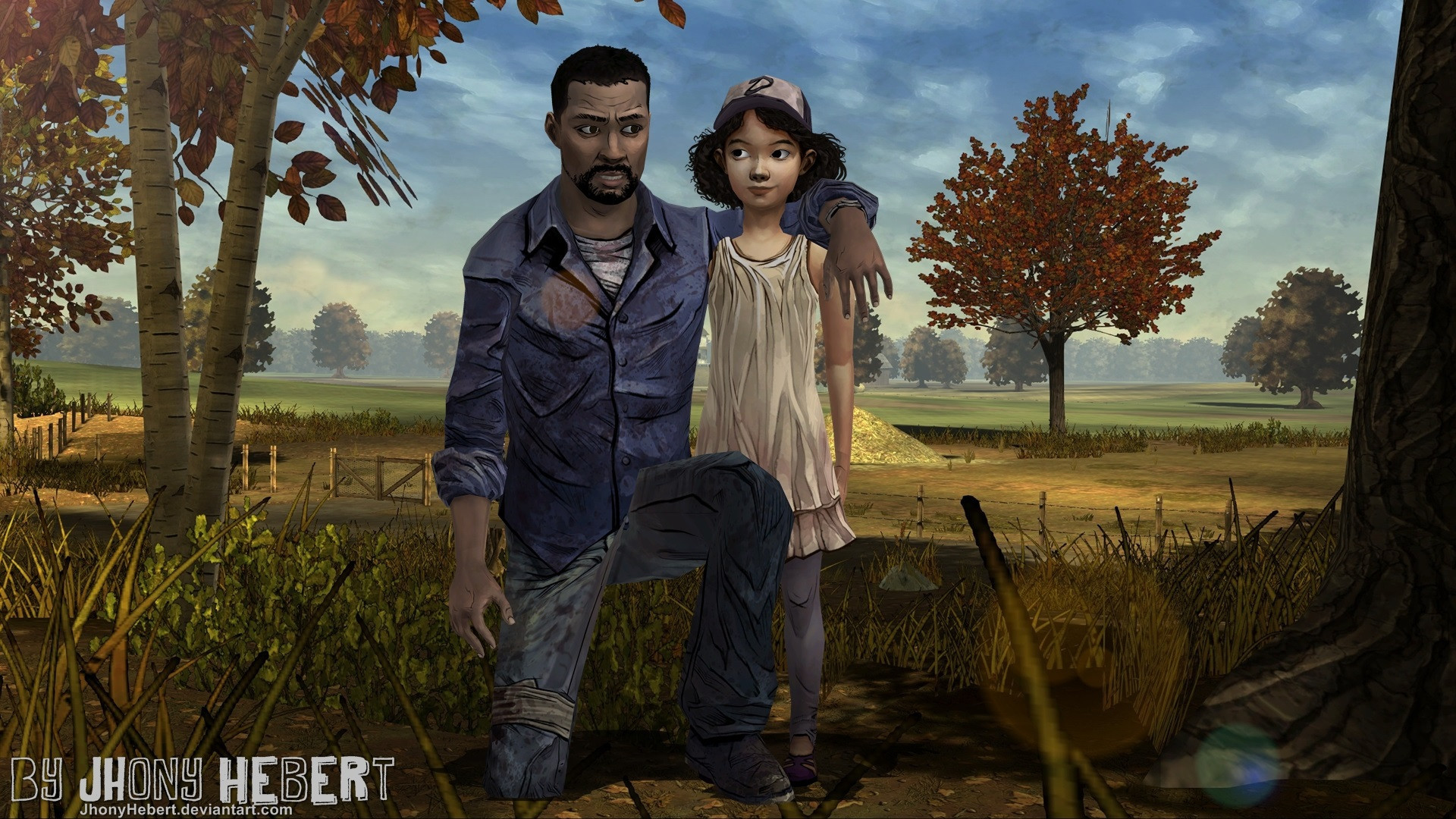 Games Movies Music Anime: The Walking Dead Game Season 2 – Comic-Con  Details, Clementine Returns