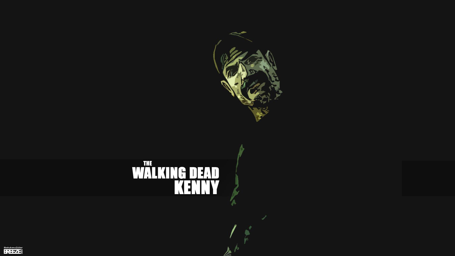 … The Walking Dead Kenny – Wallpaper by Syrastra