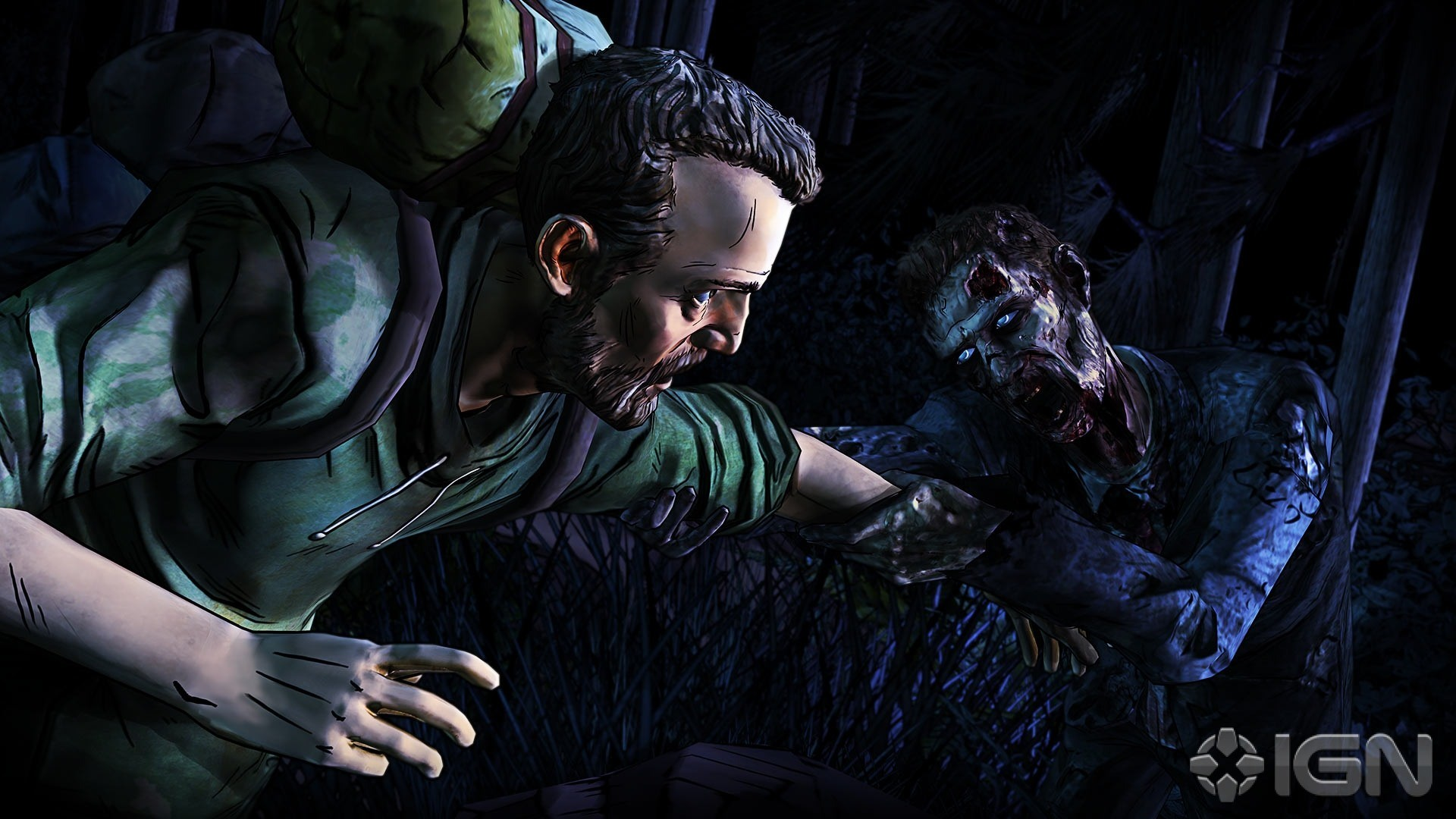 The Walking Dead — Season 2 Screenshots, Pictures, Wallpapers –  PlayStation 3 – IGN