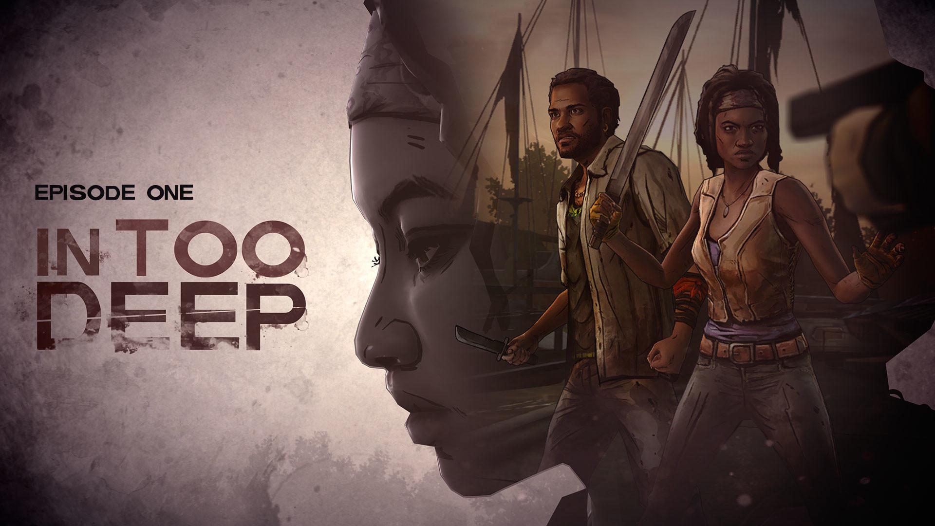 11 The Walking Dead: Michonne HD Wallpapers   Backgrounds – Wallpaper Abyss