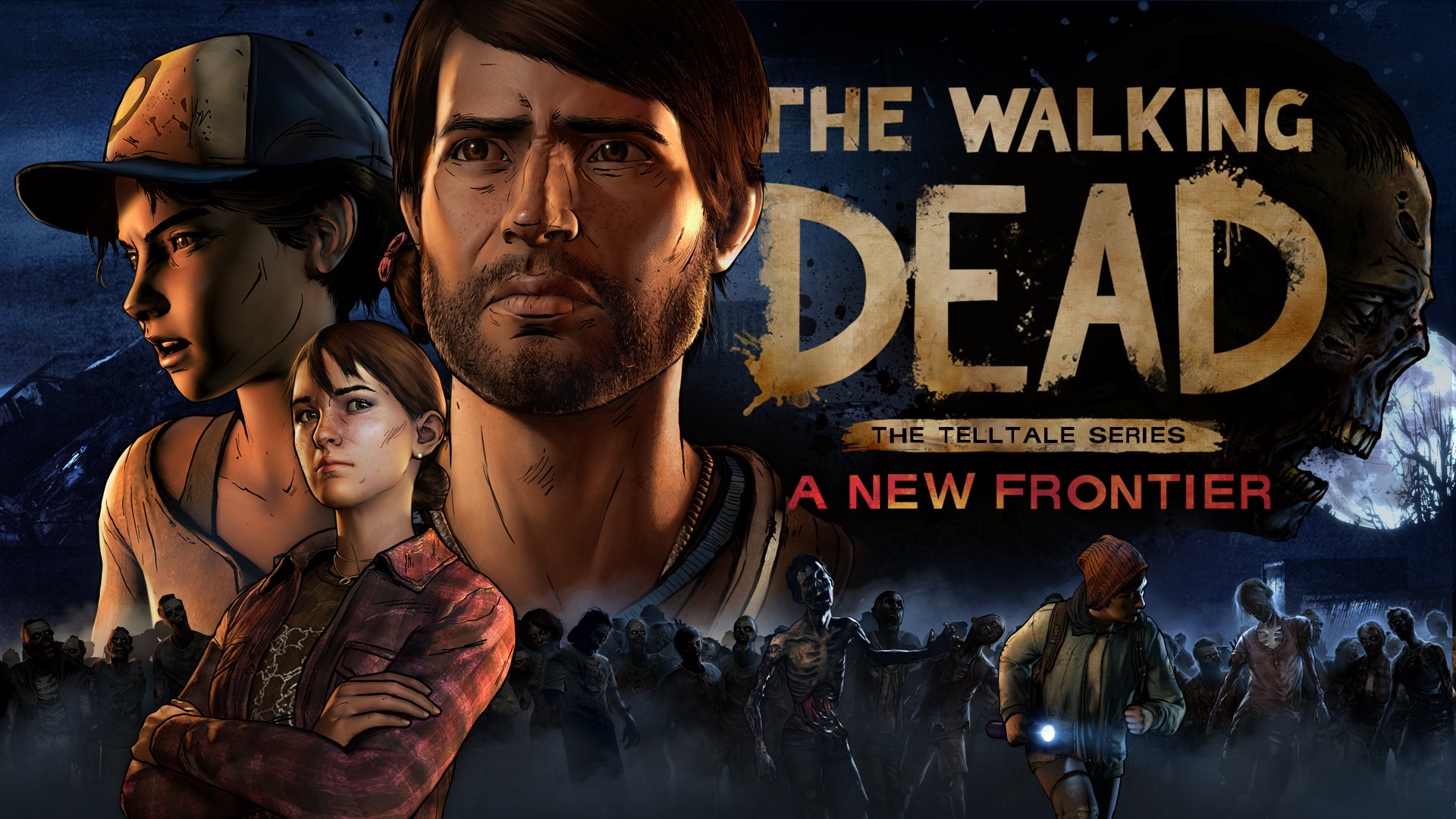 Telltale's The Walking Dead Season 3 A New Frontier Review   Trusted Reviews