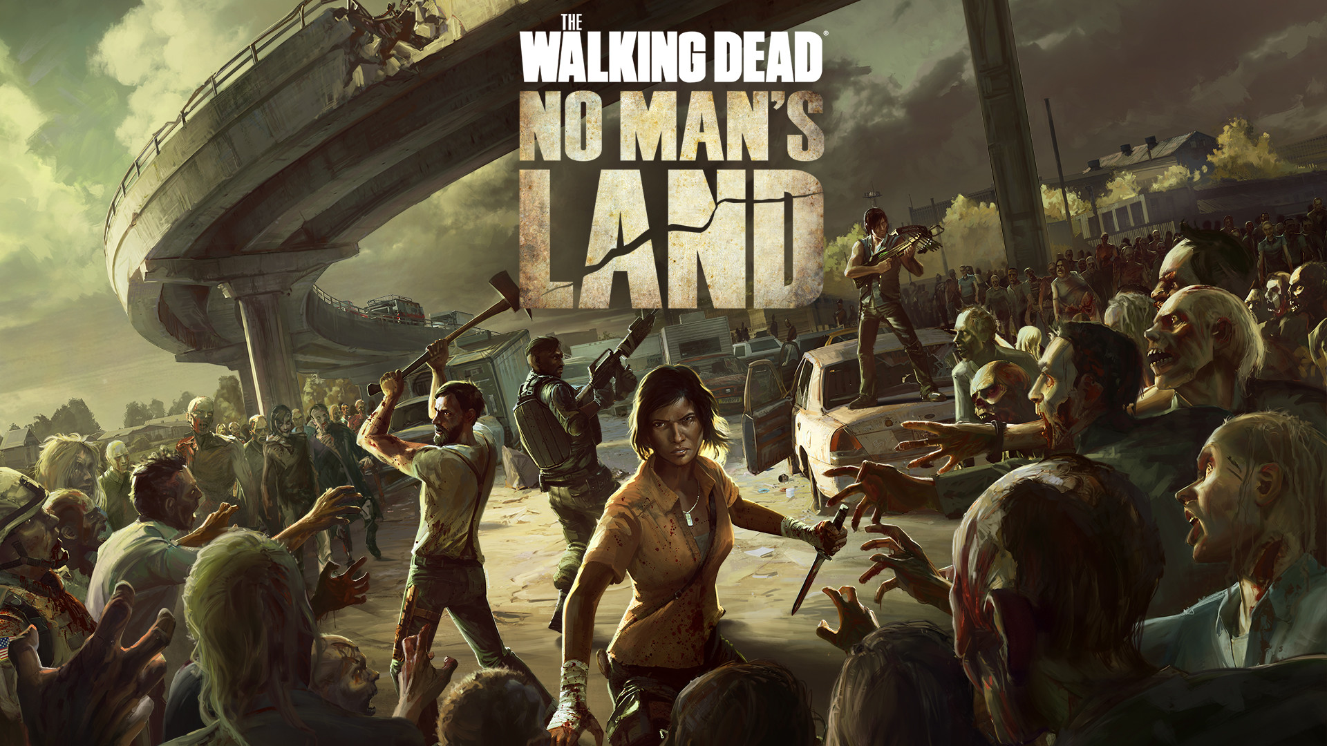 … walking dead no man s land integrated to the walking dead; walking dead  live wallpapers wallpapers …