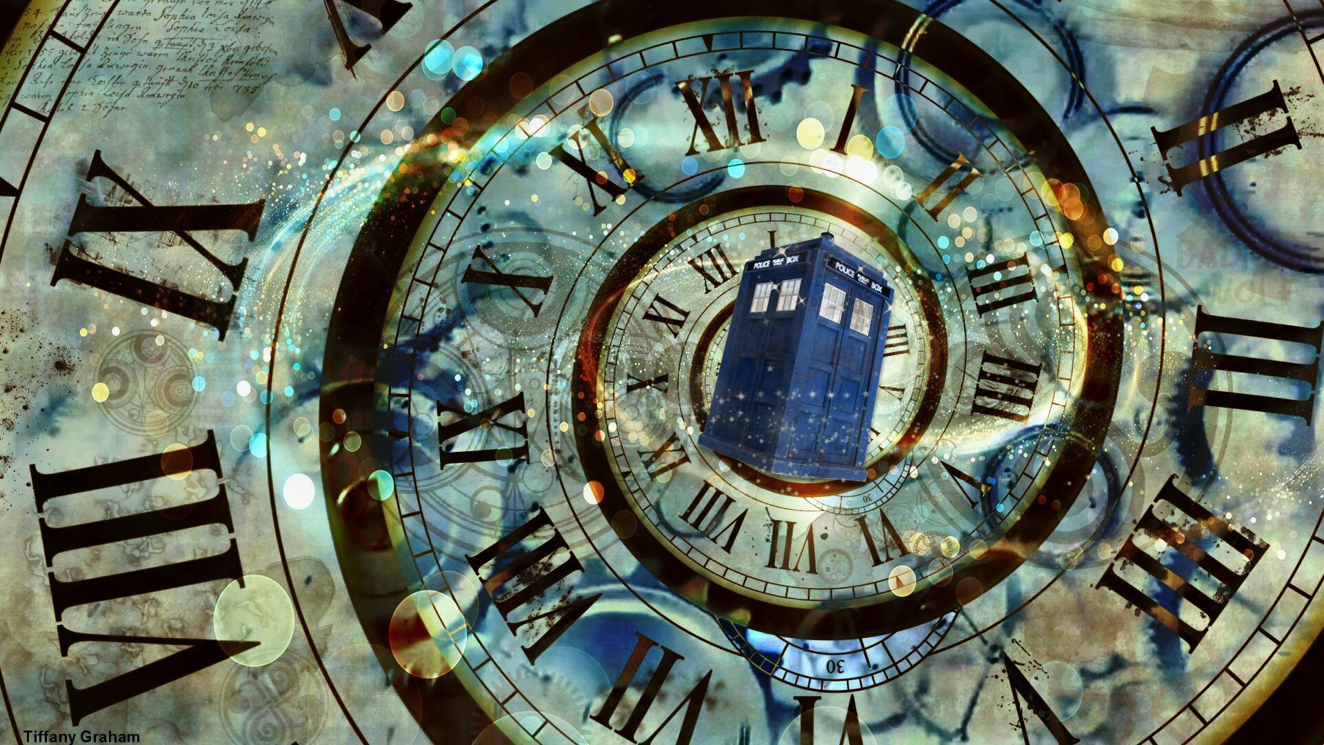 Doctor Who Tardis Wallpaper in HQ Resolution