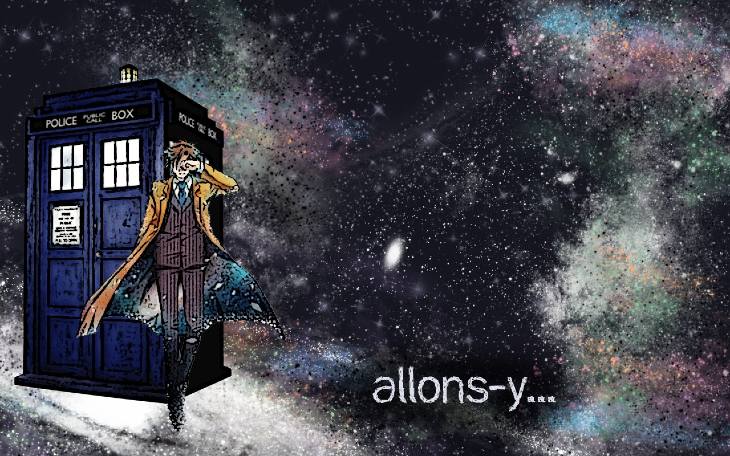 Doctor Who, The Doctor, TARDIS, Tenth Doctor Wallpapers HD / Desktop and  Mobile Backgrounds