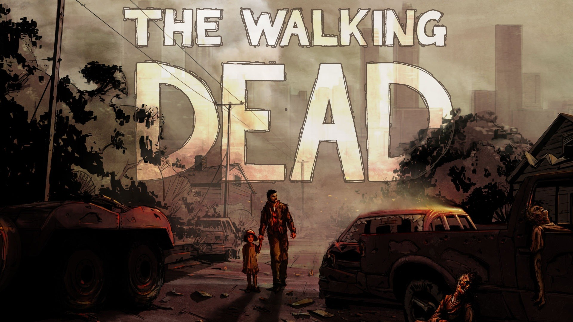 undefined The Walking Dead Game Wallpapers (29 Wallpapers) | Adorable  Wallpapers