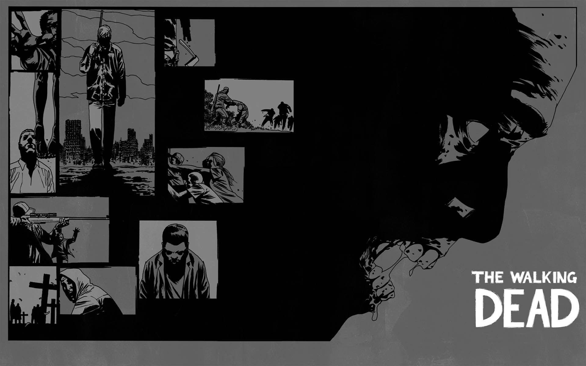 The Walking Dead Desktop Wallpapers, .