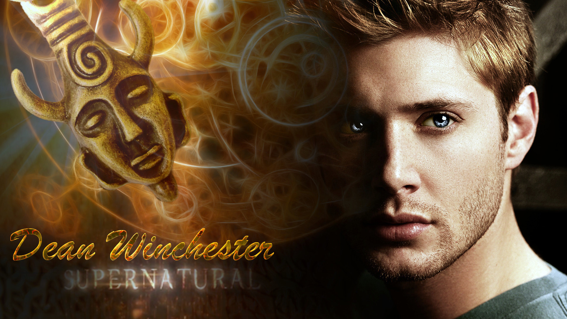 Supernatural Dean Wallpaper