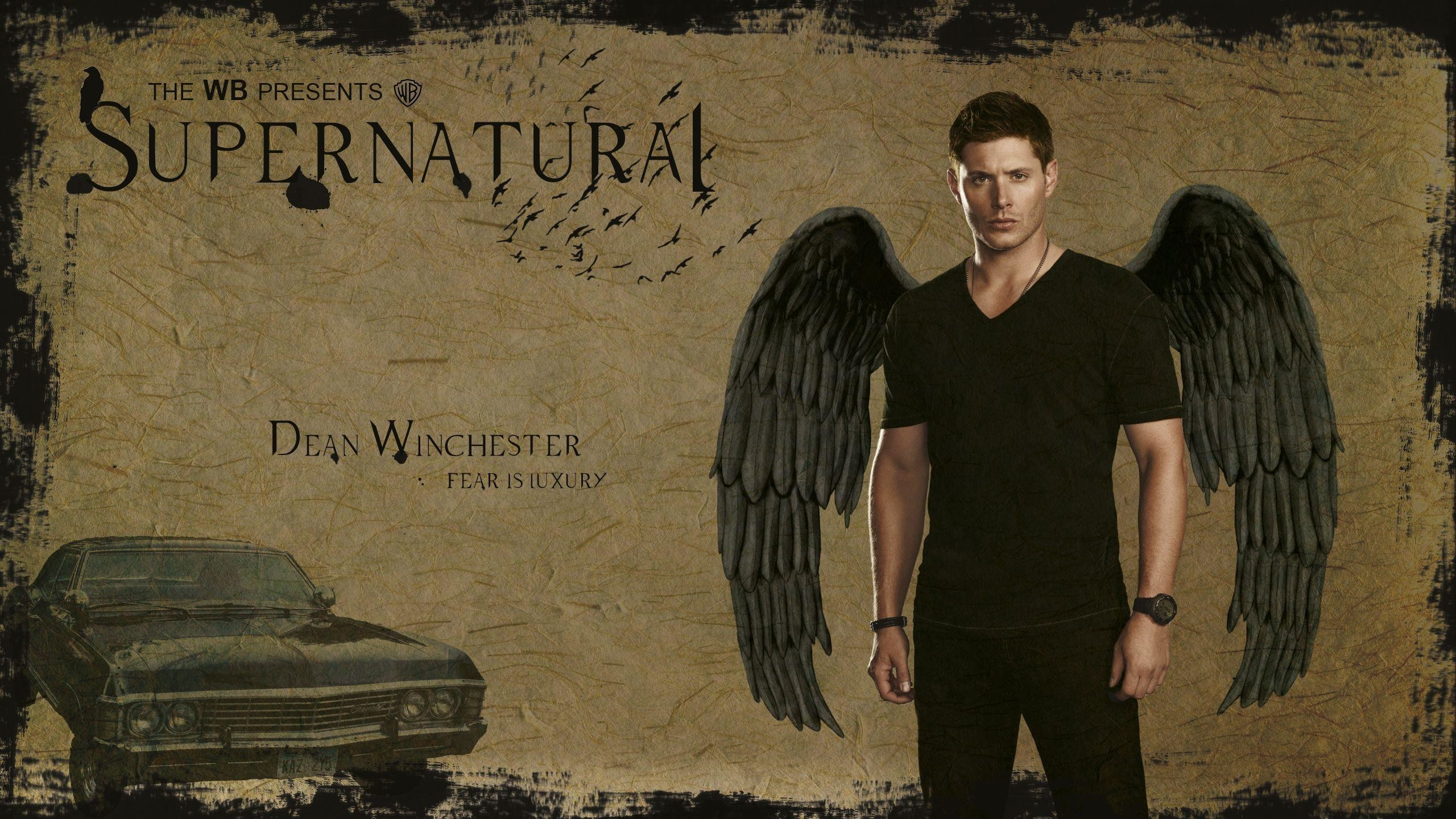 Supernatural – Dean and Sam face to face by BeAware8 on DeviantArt