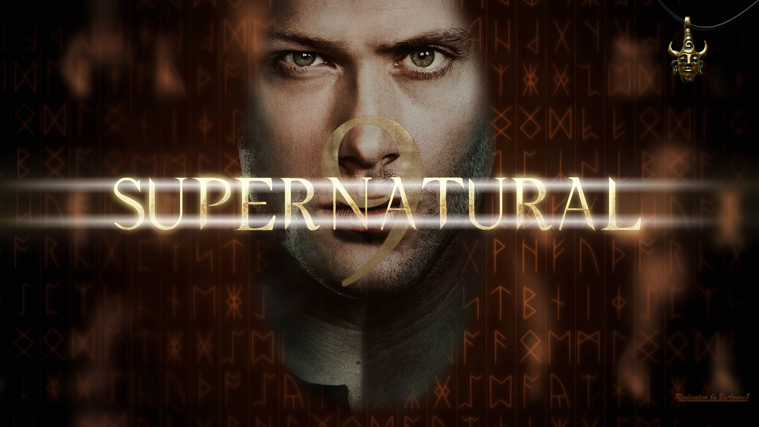 supernatural, face, wallpaper, art, beaware8, sam, d7nbzzs