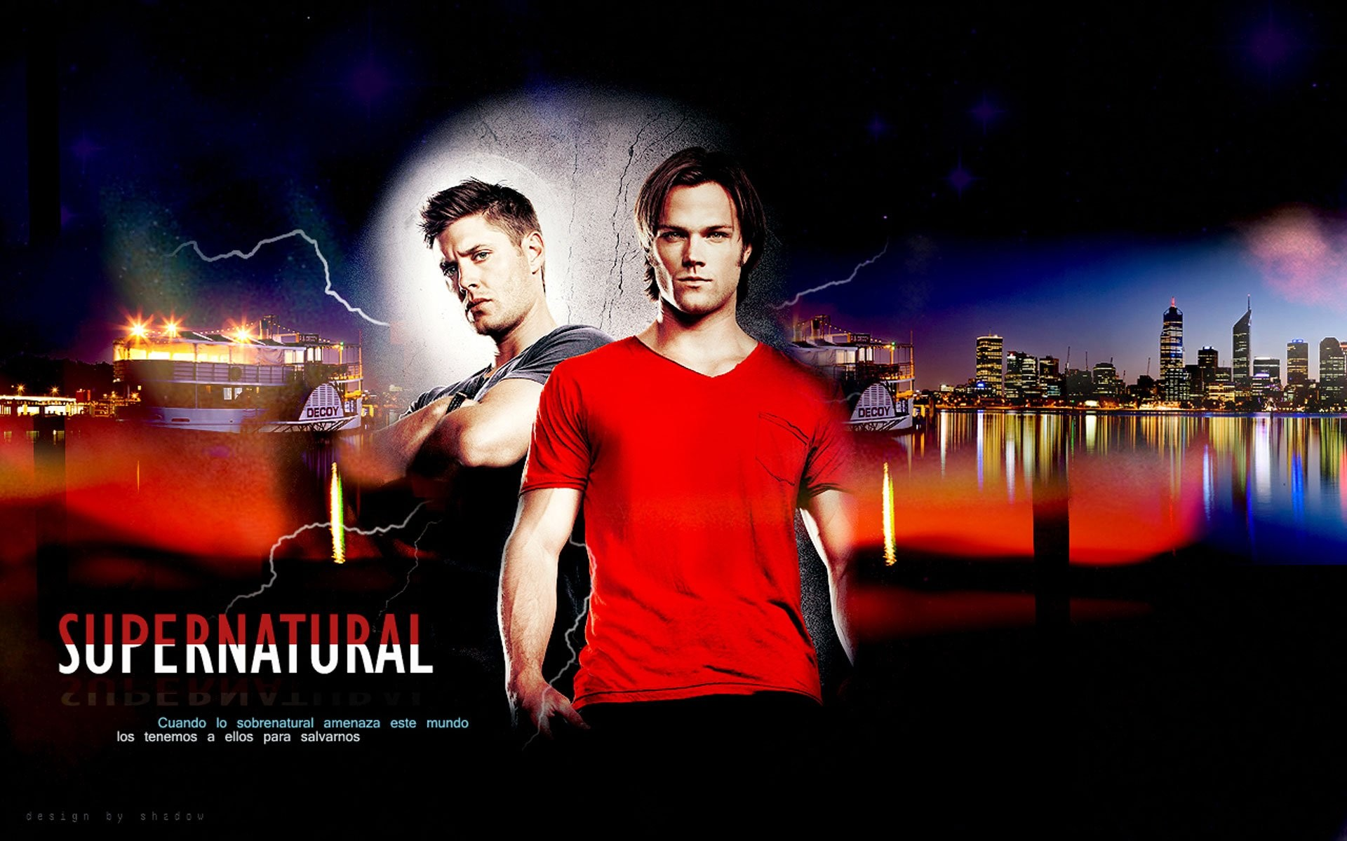 Supernatural Sam And Dean …