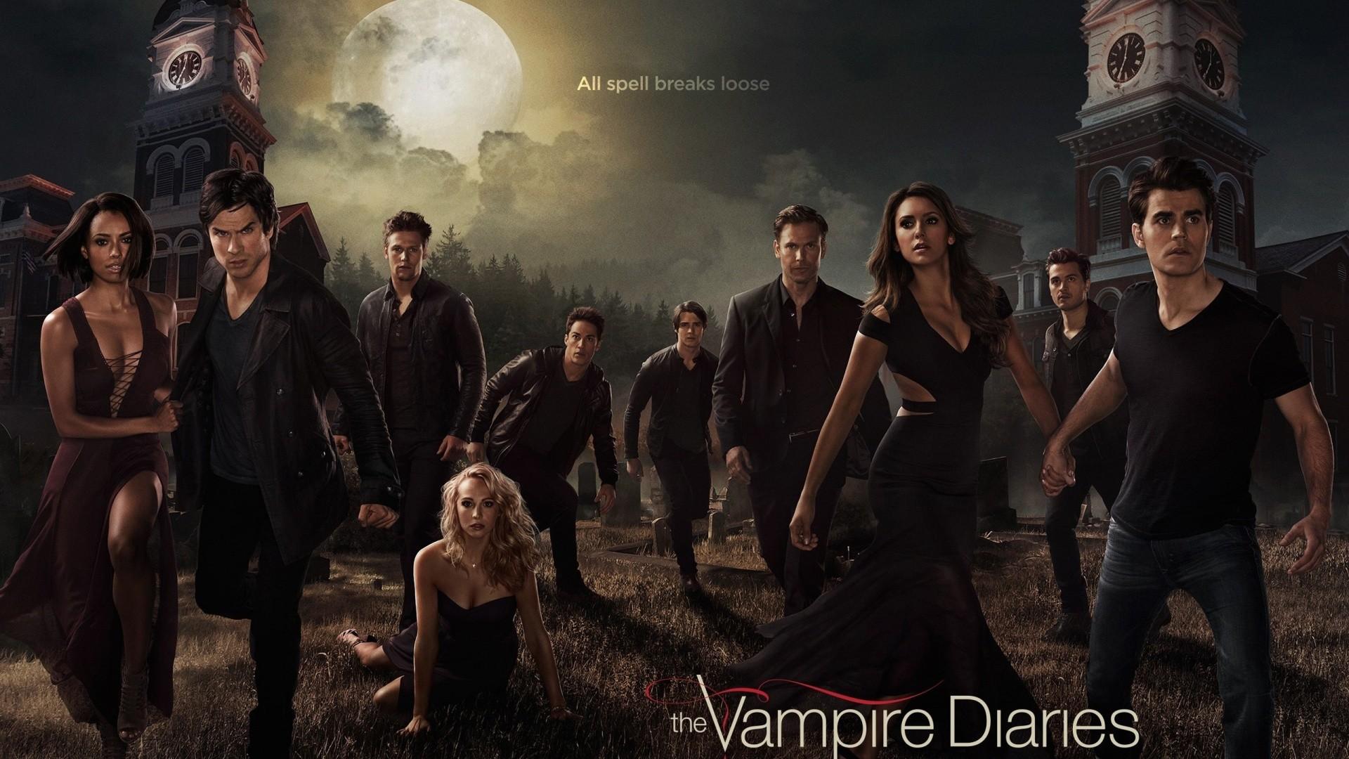 The Vampire Diaries Season 6 Wallpapers
