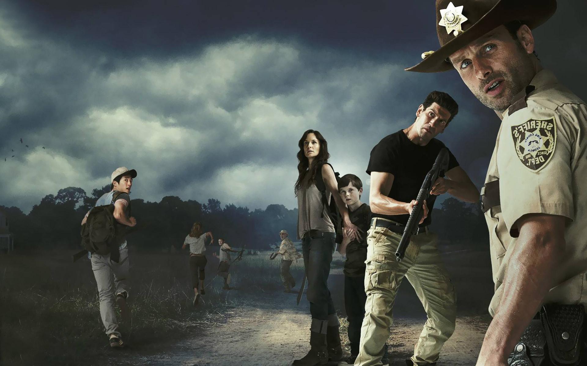 Download Walking Dead Wallpaper Rick Grimes
