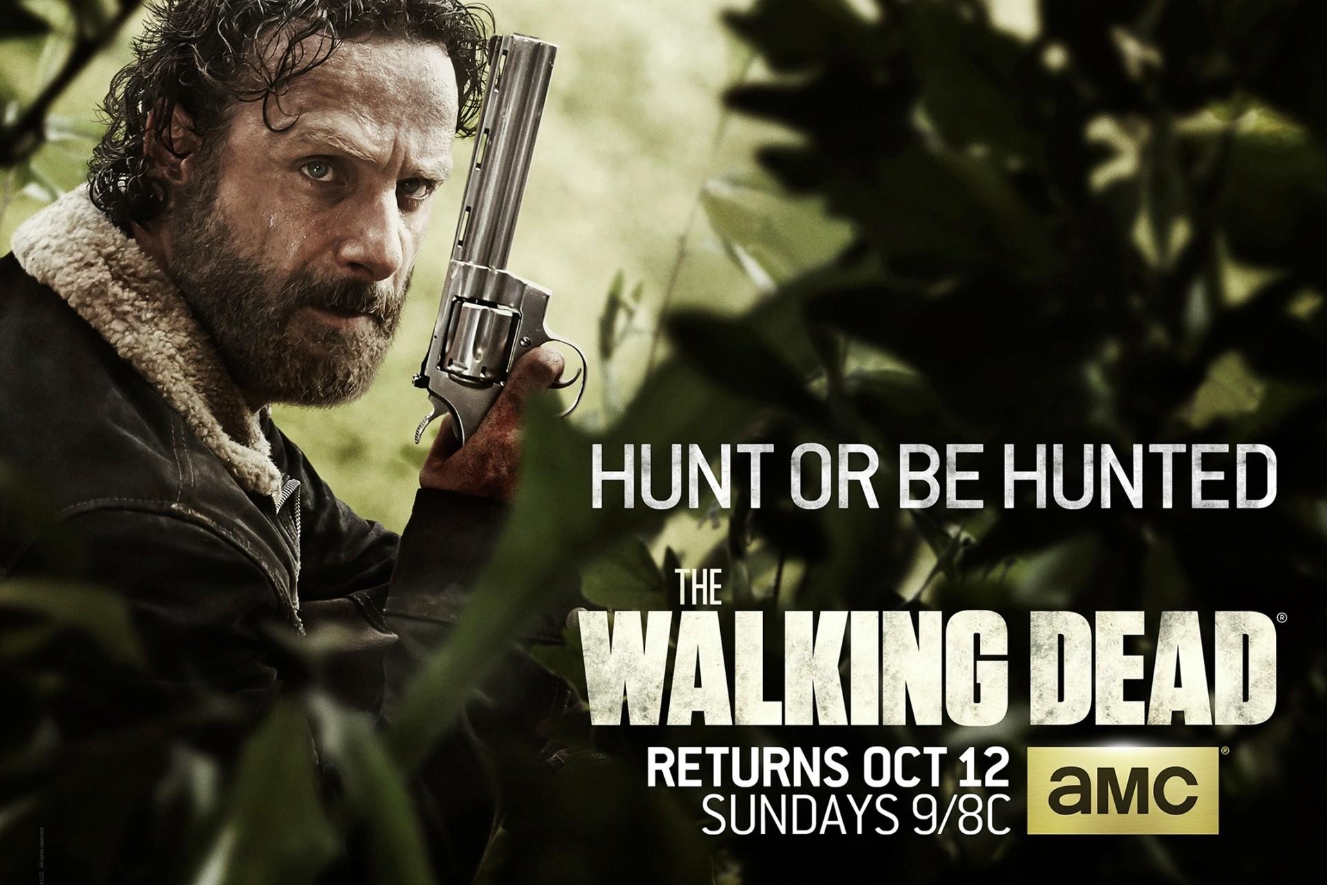 The Walking Dead Season 5 Wallpaper