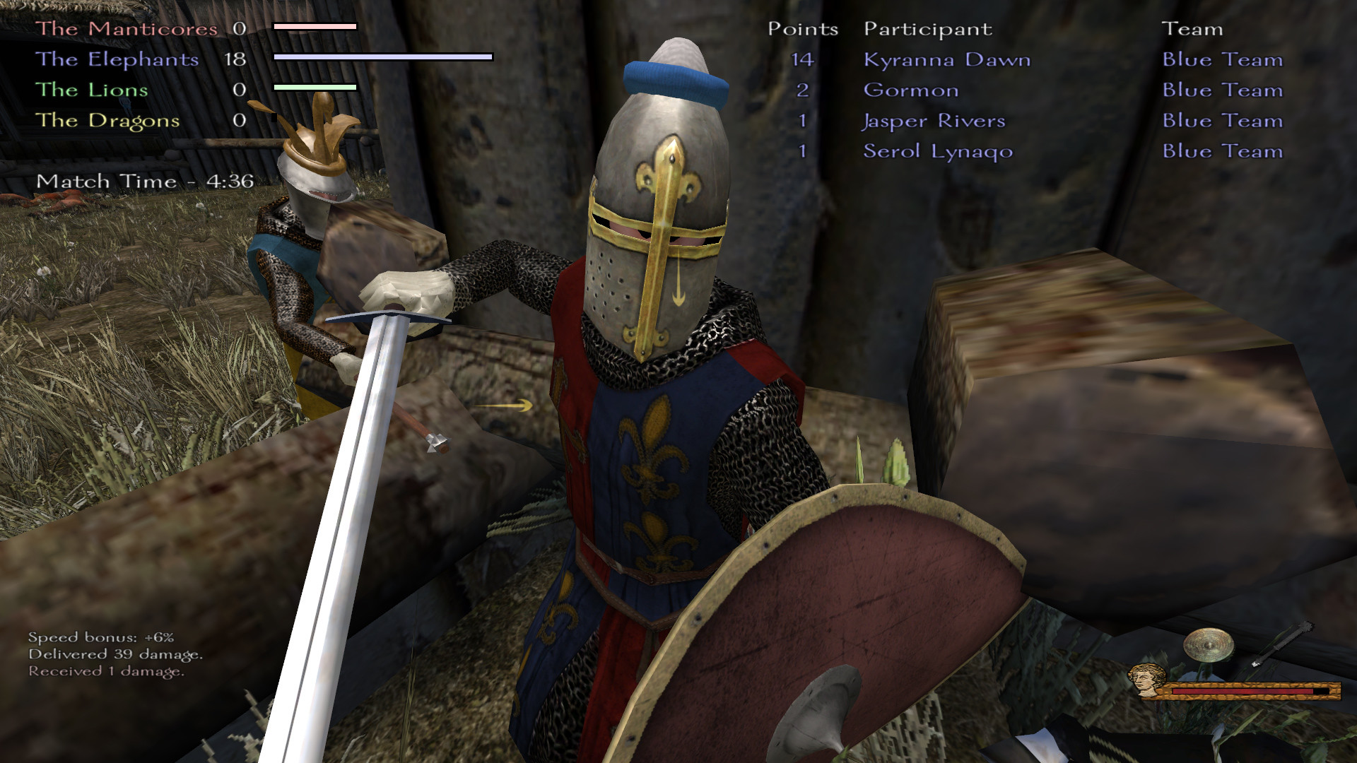 … Mount and Blade, Westeros Style