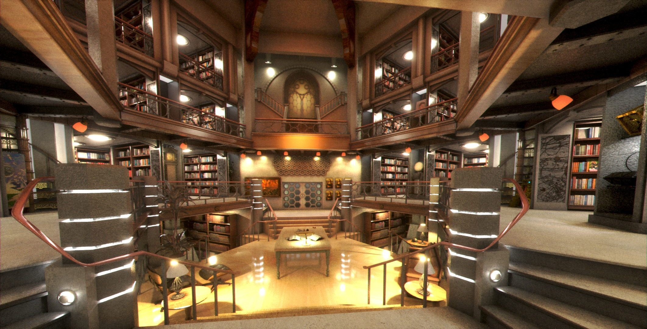 Tardis 2015 interior custom robs 3d doctor who site here eventelaan Choice  Image