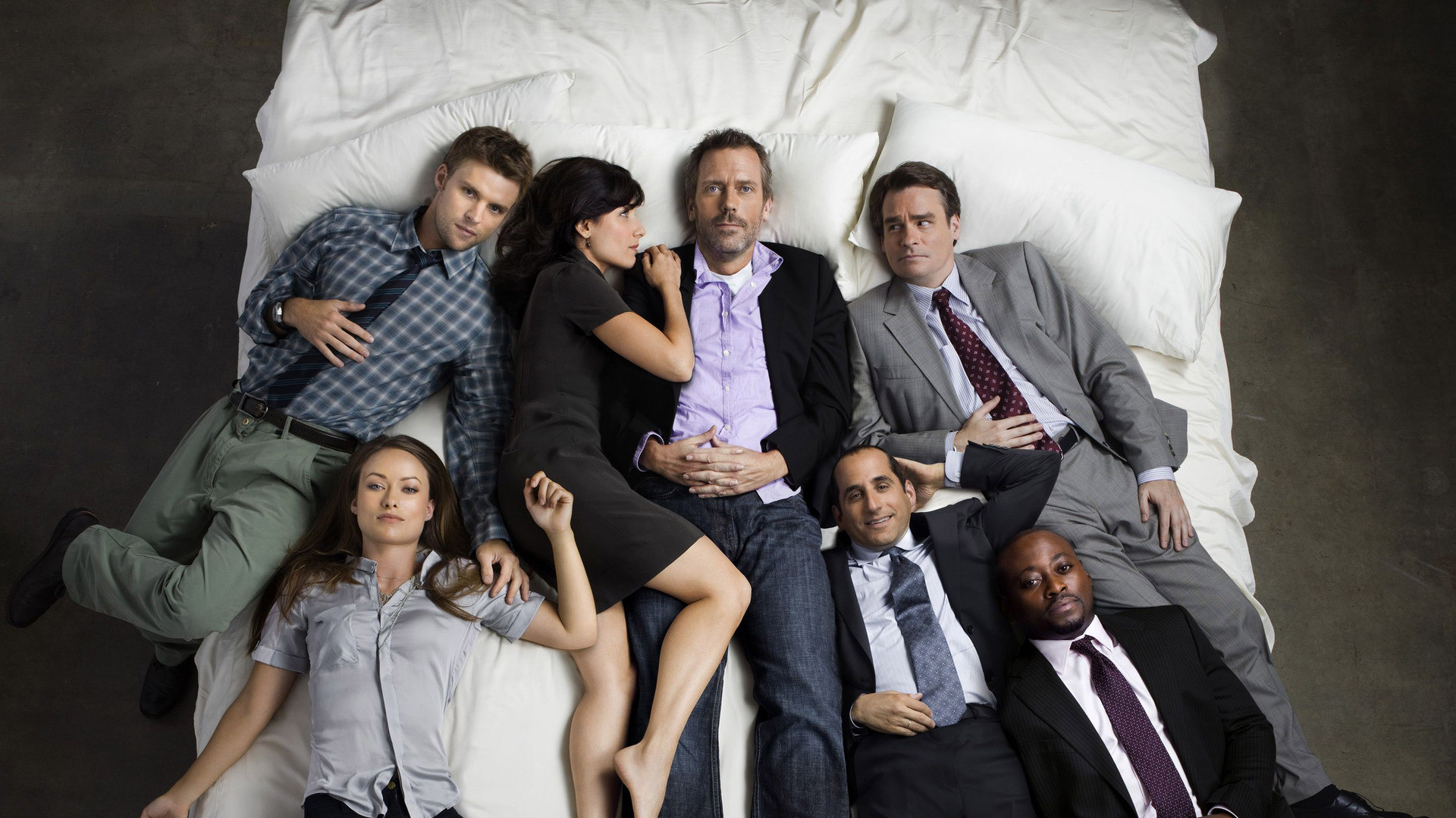 House MD cast HD Wallpaper House …