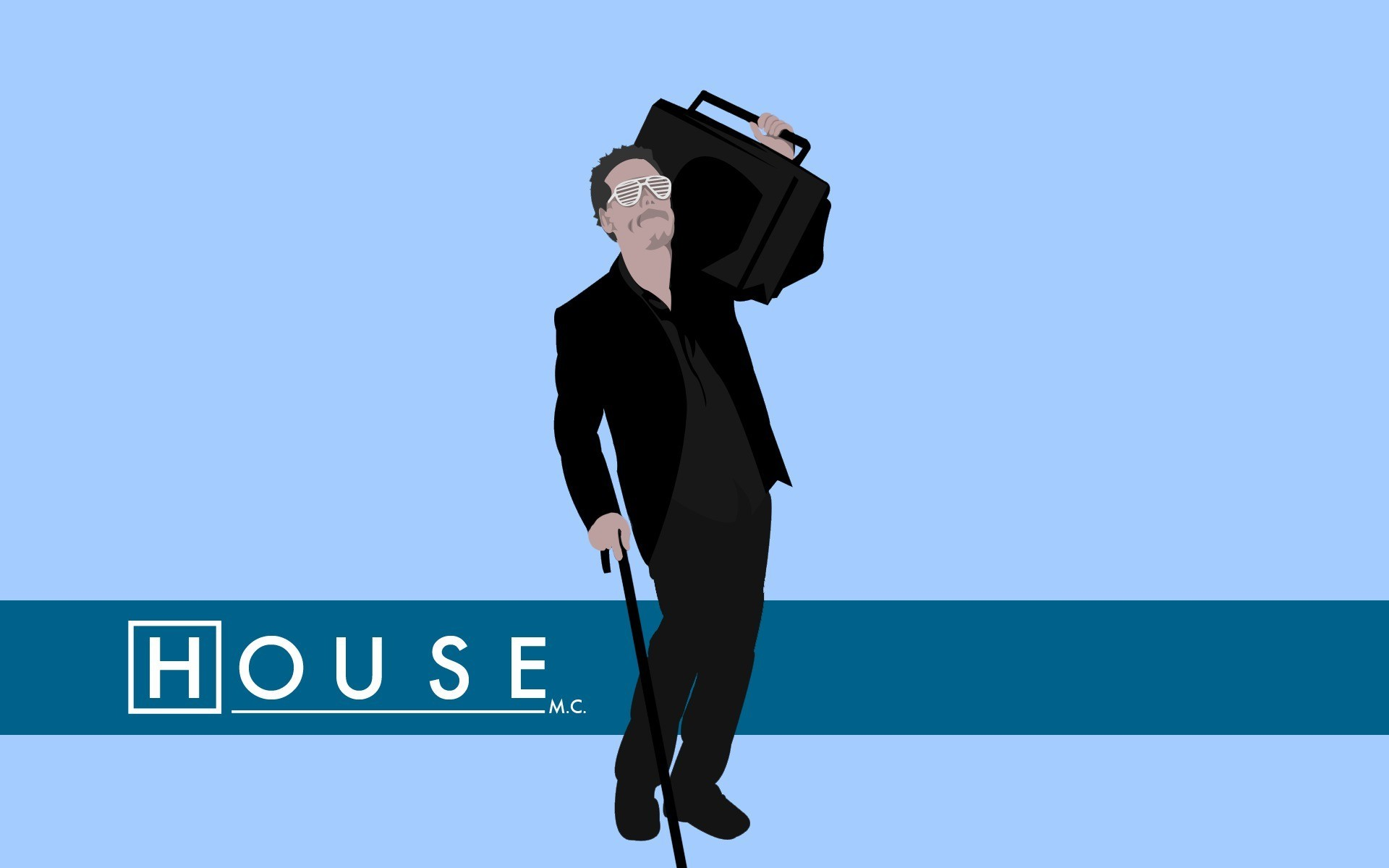 TV, Humor, House, M.D. Wallpaper HD