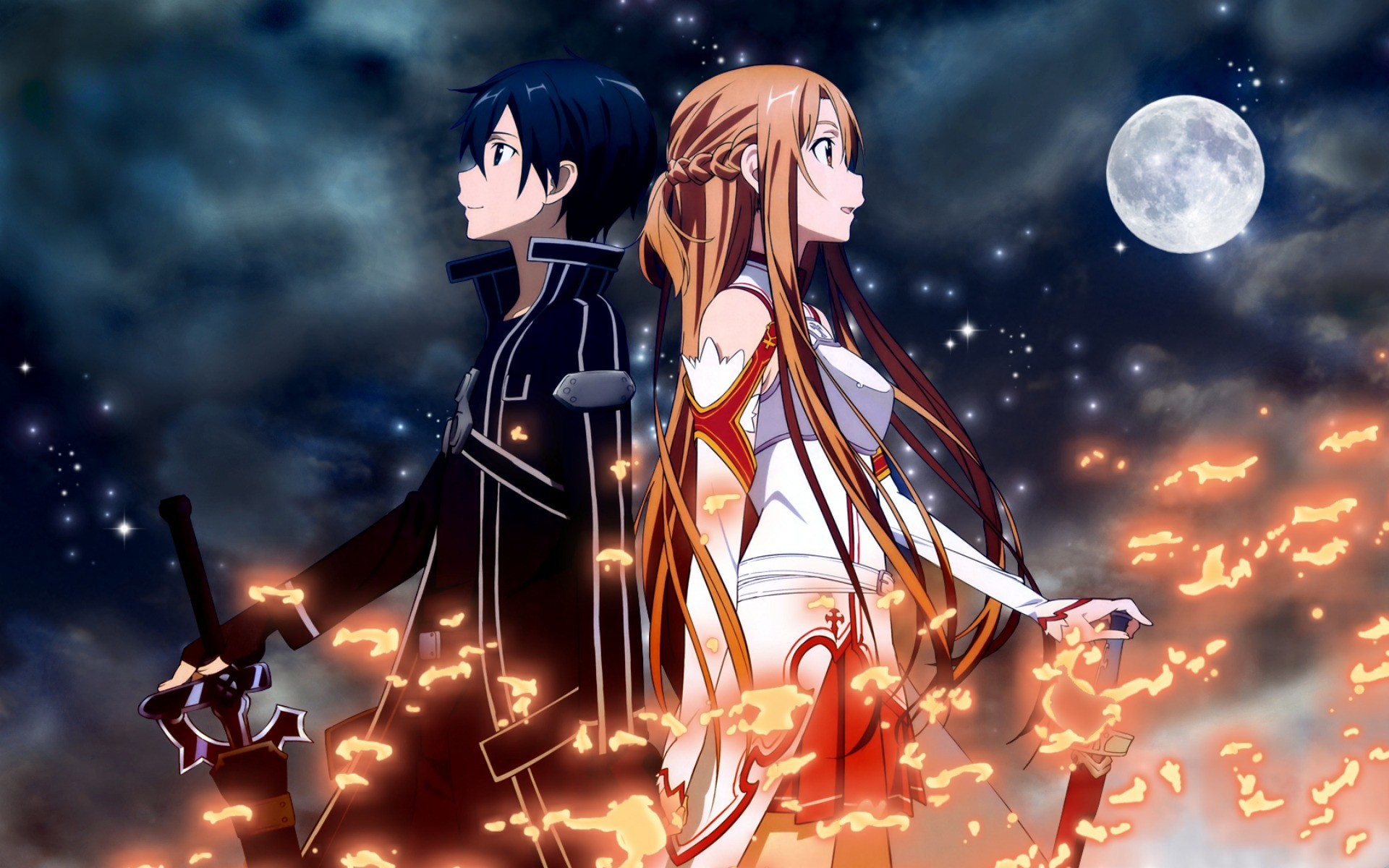 Sword Art Online images SAO HD wallpaper and background photos .