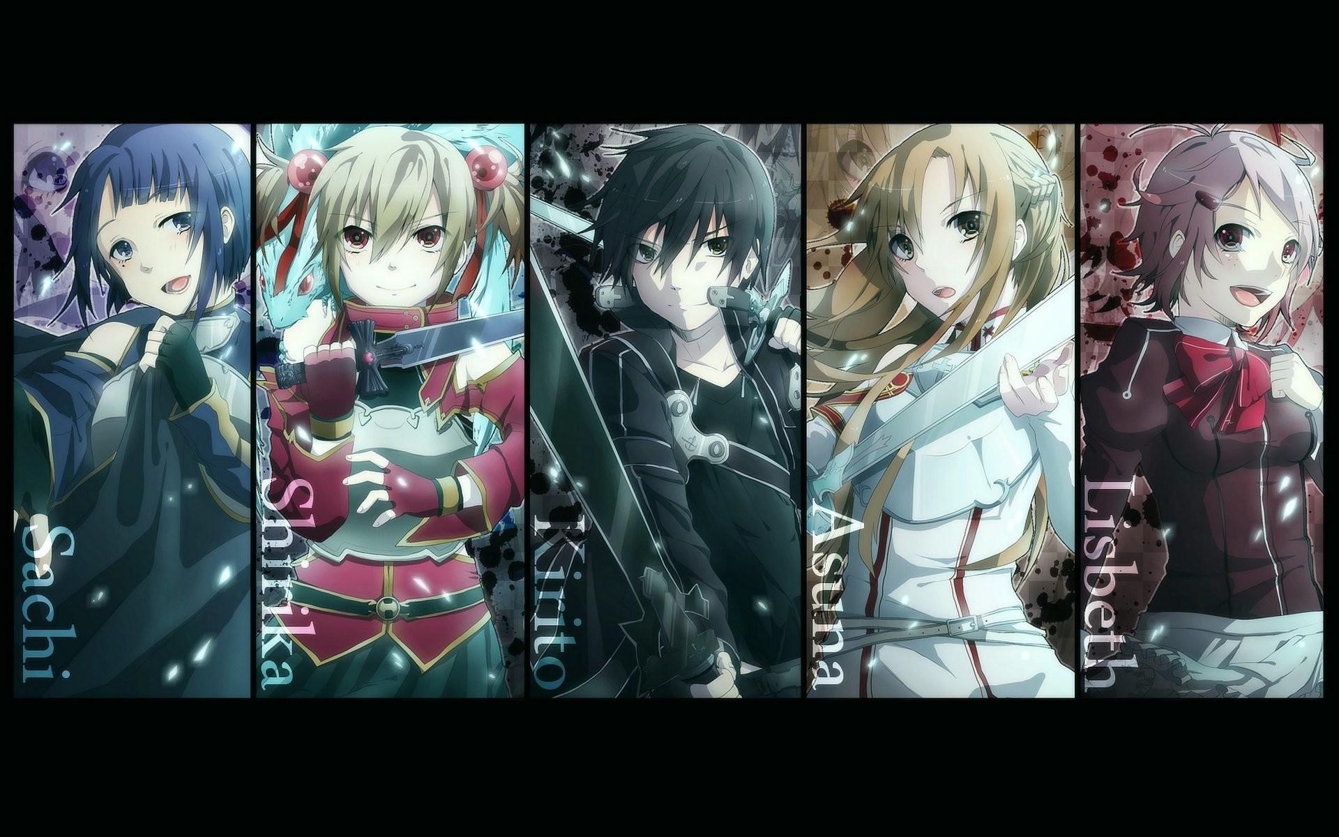 HD Wallpaper | Background ID:603268. Anime Sword Art Online